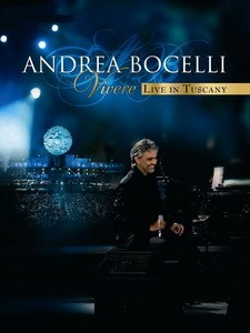 安德烈波伽利(Andrea Bocelli) - Vivere Live In Tuscany 演唱會