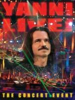 雅尼(Yanni) - Yanni Live! The Concert Event 演唱會