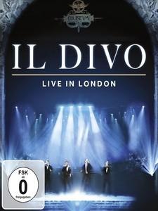 美聲男伶(IL DIVO) - Live in London 演唱會
