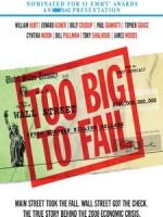 [英] 大到不能倒 - 金融海嘯真相 (Too Big to Fail) (2011)