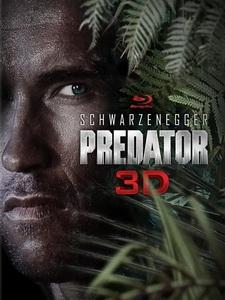 [英] 終極戰士 3D (Predator 3D) (1987) <2D + 快門3D>[台版]