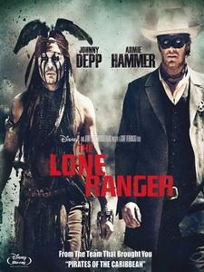 [英] 獨行俠 (The Lone Ranger) (2013)[台版]