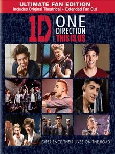 [英] 1世代 - 我們的世代 (One Direction - This Is Us) (2013)[台版]