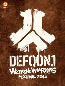 Defqon.1 電音音樂祭 2013 (Defqon.1 Festival 2013 - Weekend Warriors)