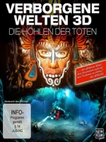 隱秘世界 3D - 死亡洞穴 (Hidden Worlds 3D - Caves of the Dead) <2D + 快門3D>