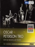 奧斯卡彼得森三重奏(The Oscar Peterson Trio) - 1961 Cologne, Gürzenich Concert Hall 音樂藍光