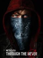 金屬製品樂團(Metallica) - Through the Never 3D 演唱會 <2D + 快門3D>
