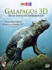 細看進化島 3D (Galapagos 3D with David Attenborough) <2D + 快門3D>