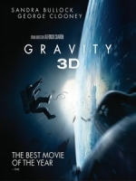 [英] 地心引力 3D (Gravity 3D) (2013) <2D + 快門3D>[台版]