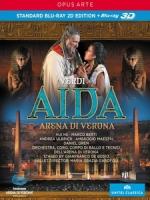 威爾第 - 阿依達 3D (Verdi - Aida 3D) 歌劇 <2D + 快門3D>