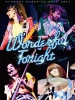 史坎朵樂團(SCANDAL) - OSAKA-JO HALL 2013「Wonderful Tonight」 演唱會