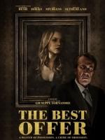 [英] 寂寞拍賣師 (The Best Offer) (2013)[台版]
