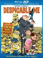 [英] 神偷奶爸 3D (Despicable Me 3D) (2010) <2D + 快門3D>[台版]