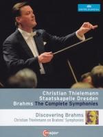 提勒曼(Christian Thielemann) - Brahms - Complete Symphonies 音樂會 [Disc 1/2]