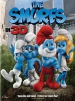 [英] 藍色小精靈 3D (The Smurfs 3D) (2011) <2D + 快門3D>[台版]
