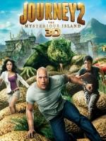 [英] 地心冒險 2 3D - 神祕島 (Journey 2 3D - The Mysterious Island) (2011) <2D + 快門3D>[台版]