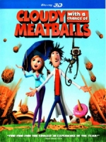[英] 食破天驚 (Cloudy with a Chance of Meatballs) (2009) <2D + 快門3D>[台版]