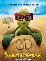 [英] 小海龜大歷險 3D (Sammys Adventures 3D) (2010) <2D + 快門3D>[台版]