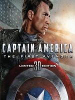 [英] 美國隊長 3D (Captain America - The First Avenger 3D) (2011) <2D + 快門3D>[台版]