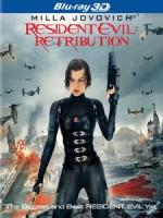 [英] 惡靈古堡V - 天譴日 3D (Resident Evil - Retribution 3D) (2012) <2D + 快門3D>[台版]