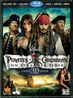 [英] 神鬼奇航 4 - 幽靈海 3D (Pirates of the Caribbean - On Stranger Tides 3D) (2011) <2D + 快門3D>[台版]