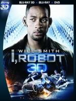 [英] 機械公敵 3D (I, Robot 3D) (2004) <2D + 快門3D>[台版]