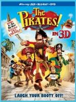 [英] 海賊天團 3D (The Pirates! Band of Misfits 3D) (2012) <2D + 快門3D>[台版]