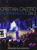 克里斯汀卡斯楚(Cristian Castro) - En Primera Fila Dia 2 演唱會