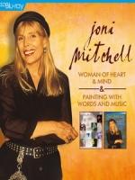 瓊妮蜜雪兒(Joni Mitchell) - Woman Of Heart & Mind / Painting With Words & Music 演唱會