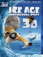 [英] 冰原歷險記 4 - 板塊漂移 3D (Ice Age 4 3D) (2012) <2D + 快門3D>[台版]