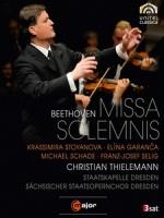 提勒曼(Christian Thielemann) - Beethoven - Missa Solemnis 音樂會