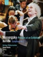 賽門拉圖(Simon Rattle) - Mussorgsky: Pictures at an Exhibition And Borodin: Symphony No. 2 音樂會