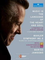 楊頌斯(Mariss Jansons) - Music is the Language of Heart and Soul 音樂紀錄