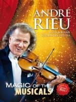 安德烈瑞歐(Andre Rieu) - Magic Of The Musicals 演唱會
