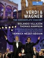 威爾第與華格納 音樂廳廣場音樂會 (Verdi and Wagner - The Odeonsplatz Concert)