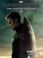 [英] 美國隊長 2 - 酷寒戰士 3D (Captain America - The Winter Soldier 3D) (2014) <2D + 快門3D>[台版]