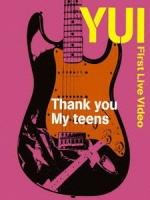 吉岡唯(YUI) - Thank you My teens 演唱會