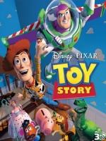 [英] 玩具總動員 3D (Toy Story 3D) (1995) <2D + 快門3D>[台版]