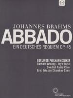 阿巴多(Claudio Abbado) - Johannes Brahms - Ein deutsches Requiem OP. 45 音樂會