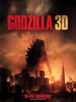 [英] 哥吉拉 3D (Godzilla 3D) (2014) <2D + 快門3D>[台版]