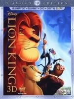 [英] 獅子王 3D (The Lion King 3D) (1994) <快門3D>[台版]