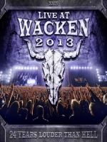 德國 Wacken 音樂節 2013 (Live at Wacken 2013) [Disc 1/3]