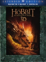 [英] 哈比人 - 荒谷惡龍 加長版 3D (The Hobbit - The Desolation of Smaug Extended Edition 3D) (2013) [Disc 2/2] <快門3D>[台版]