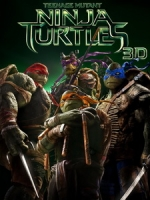 [英] 忍者龜 - 變種世代 3D (Teenage Mutant Ninja Turtles 3D) (2014) <2D + 快門3D>[台版]