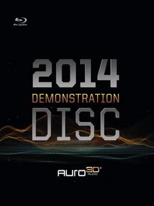 AURO 3D 2014 Demonstration Disc 藍光測試碟