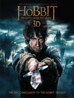 [英] 哈比人 - 五軍之戰 3D (The Hobbit - The Battle of the Five Armies 3D) (2014) [Disc 1/2] <快門3D>[台版]