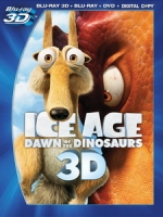 [英] 冰原歷險記 3 - 恐龍現身 3D (Ice Age 3 - Dawn of the Dinosaurs 3D) (2009) <2D + 快門3D>[台版]