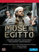 羅西尼 - 摩西在埃及 (Rossini - Mose in Egitto) 歌劇