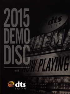 DTS Blu-Ray Demo Disc Vol. 19 藍光測試碟