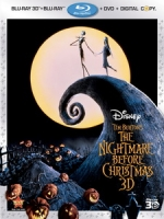 [英] 聖誕夜驚魂 3D (The Nightmare before Christmas 3D) (1993) <2D + 快門3D>[台版]